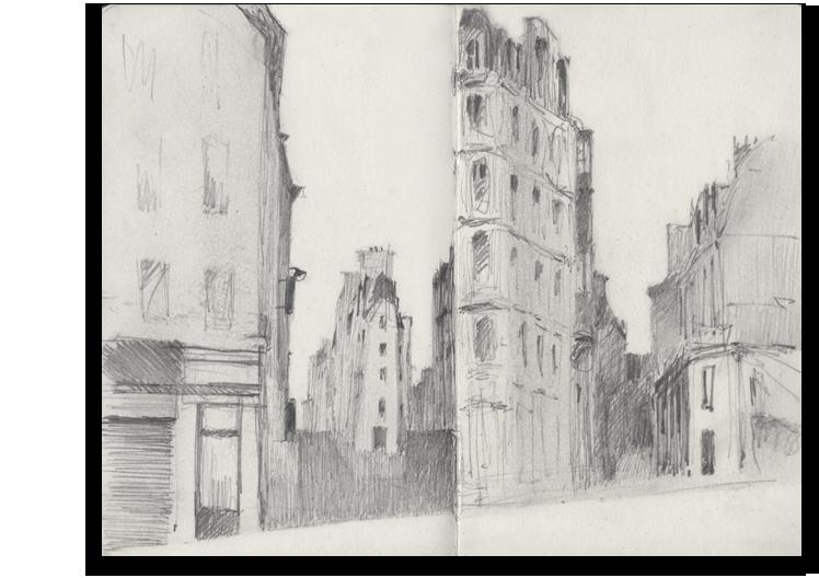 Rue à Paris  5